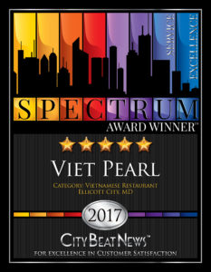 Viet Pearl City Beat News 2017 Spectrum Award